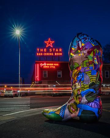 The Stars of Elko