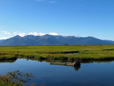 Anchorage Coastal Wildlife Refuge (Potter Marsh), Alaska (2)
