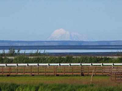 Anchorage Coastal Wildlife Refuge (Potter Marsh), Alaska (Mt  McKinley) (3)