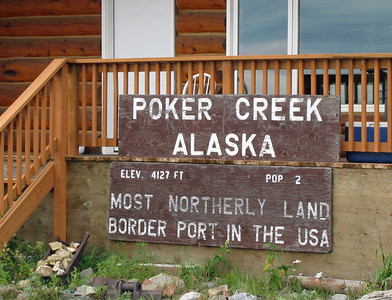 Poker Creek, Alaska (1)