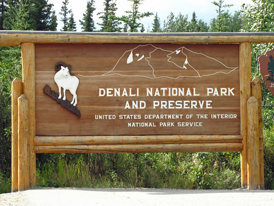 Denali National Park, Alaska (1)