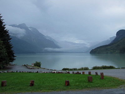 Chilkoot Lake State Recreation Campground, Alaska (1)