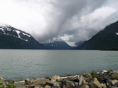 Portage Glacier, Alaska (1)
