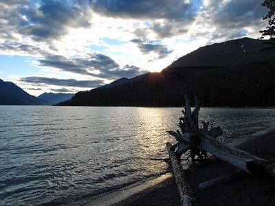 Trail River Campground (Kenai Lake), Alaska (7)