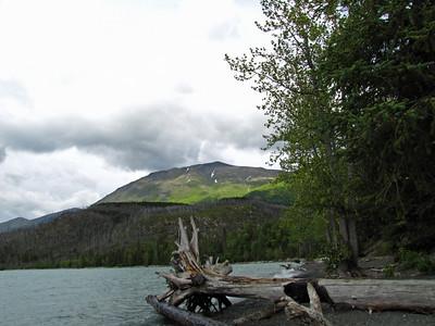 Trail River Campground (Kenai Lake), Alaska (3)