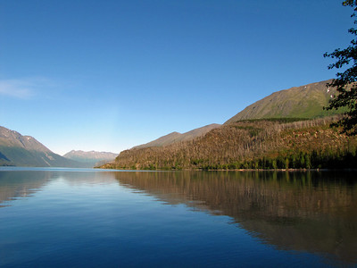 Trail River Campground (Kenai Lake), Alaska (9)