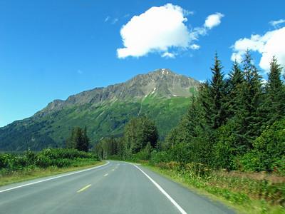 Seward Highway near Seward, Alaska (2)