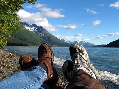 Trail River Campground (Kenai Lake), Alaska (1)