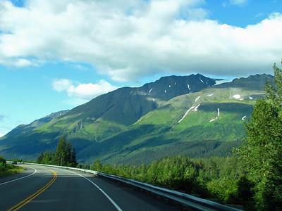 Seward Highway near Seward, Alaska (1)