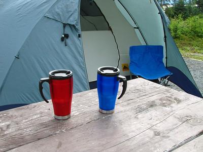 Trail River Campground (Kenai Lake), Alaska (2)