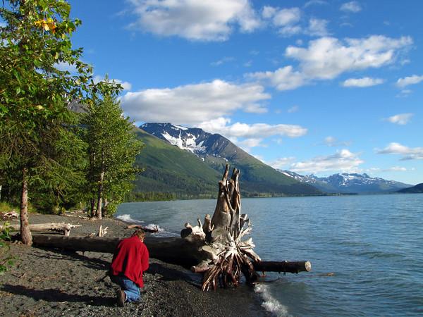 Trail River Campground (Kenai Lake), Alaska (5)