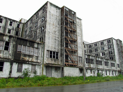 Whittier, Alaska (The Buckner Building) (4)