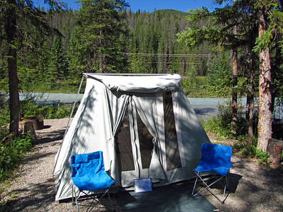 Chancellor Peak Campground, British Columbia (2)
