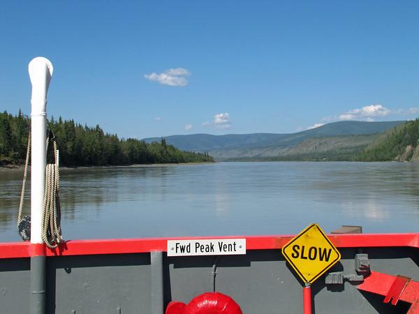 Dawson City, Yukon, Canada (Yukon River) (3)