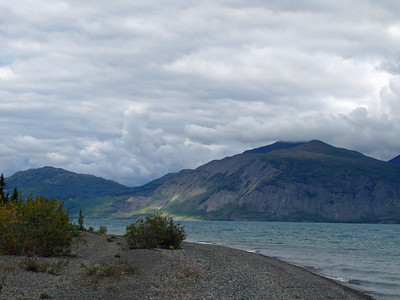 Cottonwood RV Park, Destruction Bay, Yukon Territory (Kluane Lake) (5)