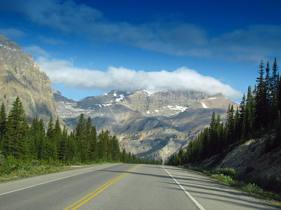 Icefields Parkway, Alberta (1)