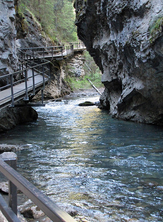 Johnston Canyon Trail, Banff National Park (6)