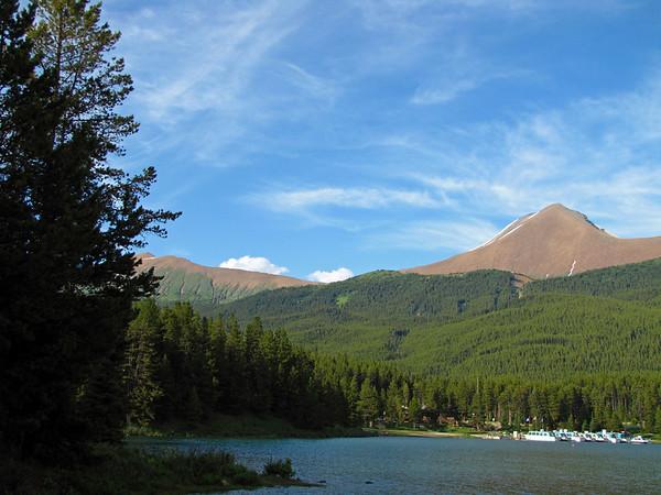 Medicine Lake, Jasper National Park (7)