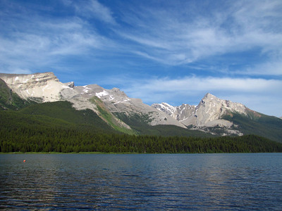 Medicine Lake, Jasper National Park (5)