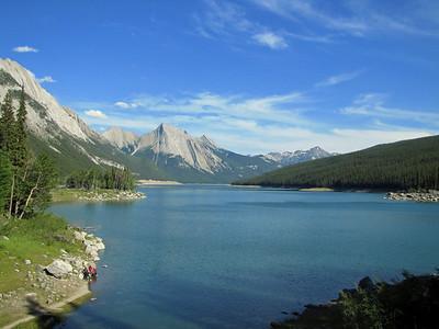 Medicine Lake, Jasper National Park (3)