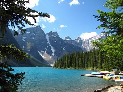 Moraine Lake, Banff National Park (4)