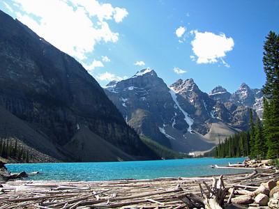 Moraine Lake, Banff National Park (2)