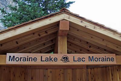 Moraine Lake, Banff National Park (1)