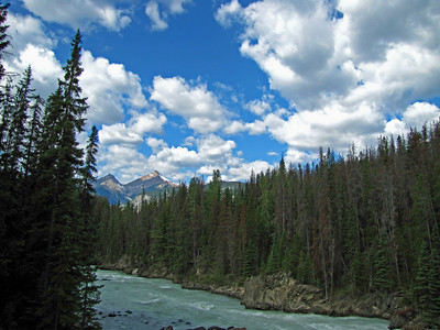Natural Bridge, Yoho National Park (3)