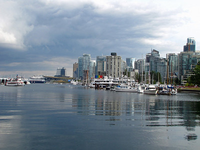 Vancouver, British Columbia (View from Stanley Park) (3)