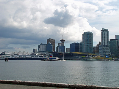 Vancouver, British Columbia (View from Stanley Park) (5)