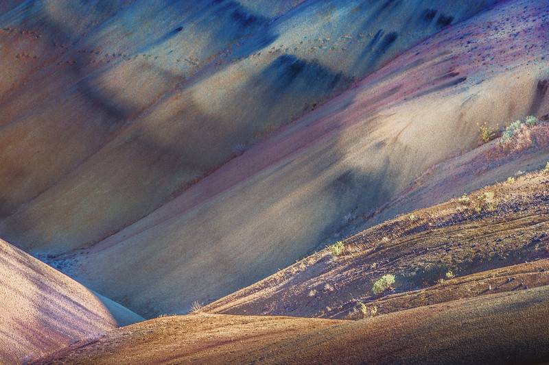 Painted Hills Pastels
