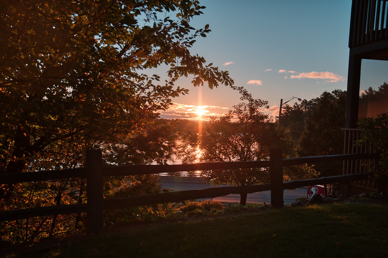 Sunrise Lake Minocqua