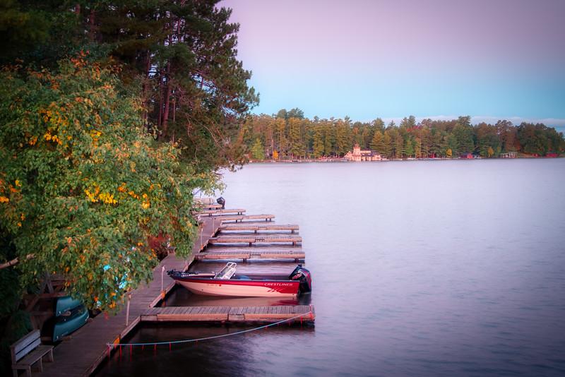 The Pointe Docks