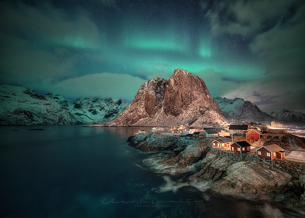 Arctic green dream