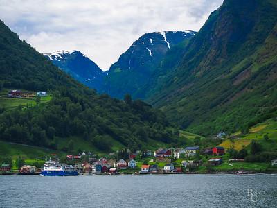 Norwegian Fjord Village