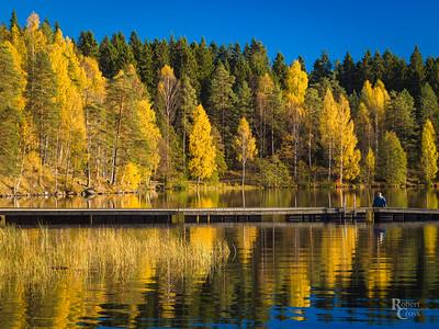 Reflecting on a Norwegian Autumn