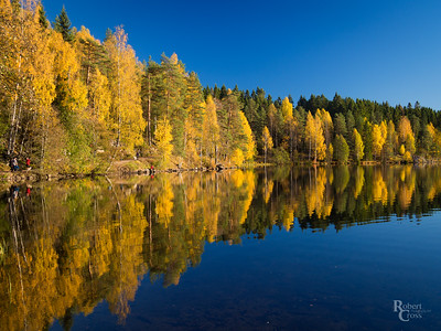 Norwegian Autumn Reflections