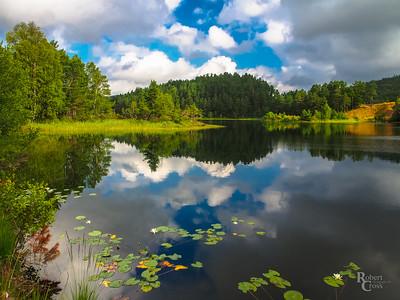 Southern Norway Summer Skies