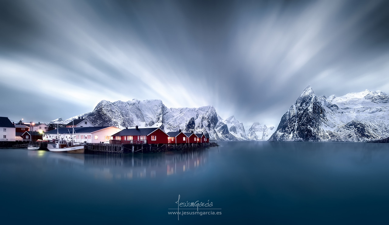 Red Cabins