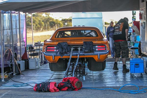 Nostalgia Drag Racing Mildura