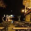 Orta square at night