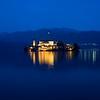 Orta San Giulio | The Blue Hour
