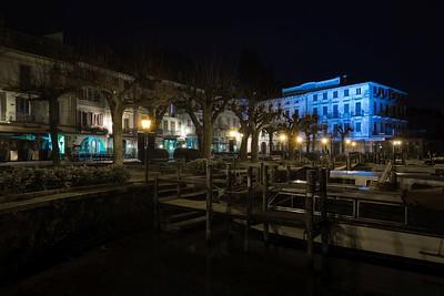 Orta San Giulio's Dock