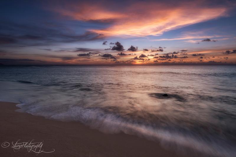 Sunset Beach - Oahu 2017