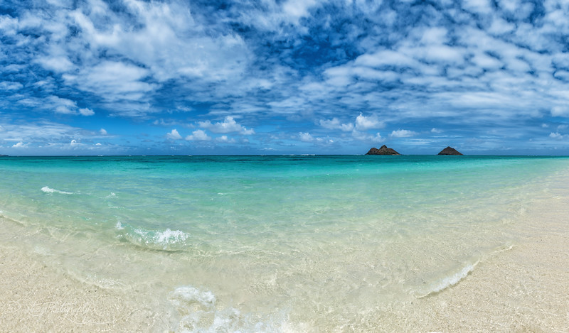 Mokulua Bliss - Oahu 2017