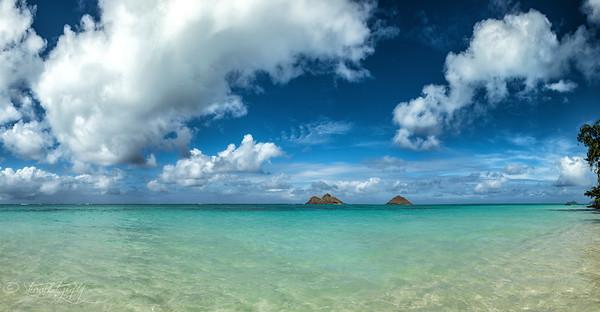 Na Mokulua  - Oahu 2017
