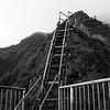 Stairway to Heaven (Haiku Stairs)