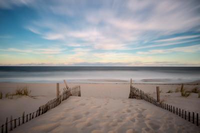 Island Beach Motion
