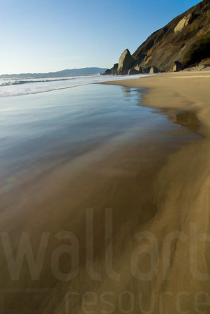 Sandy Beaches 001 | Wall Art Resource