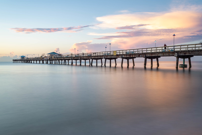 48 Seconds at Anglin's Pier